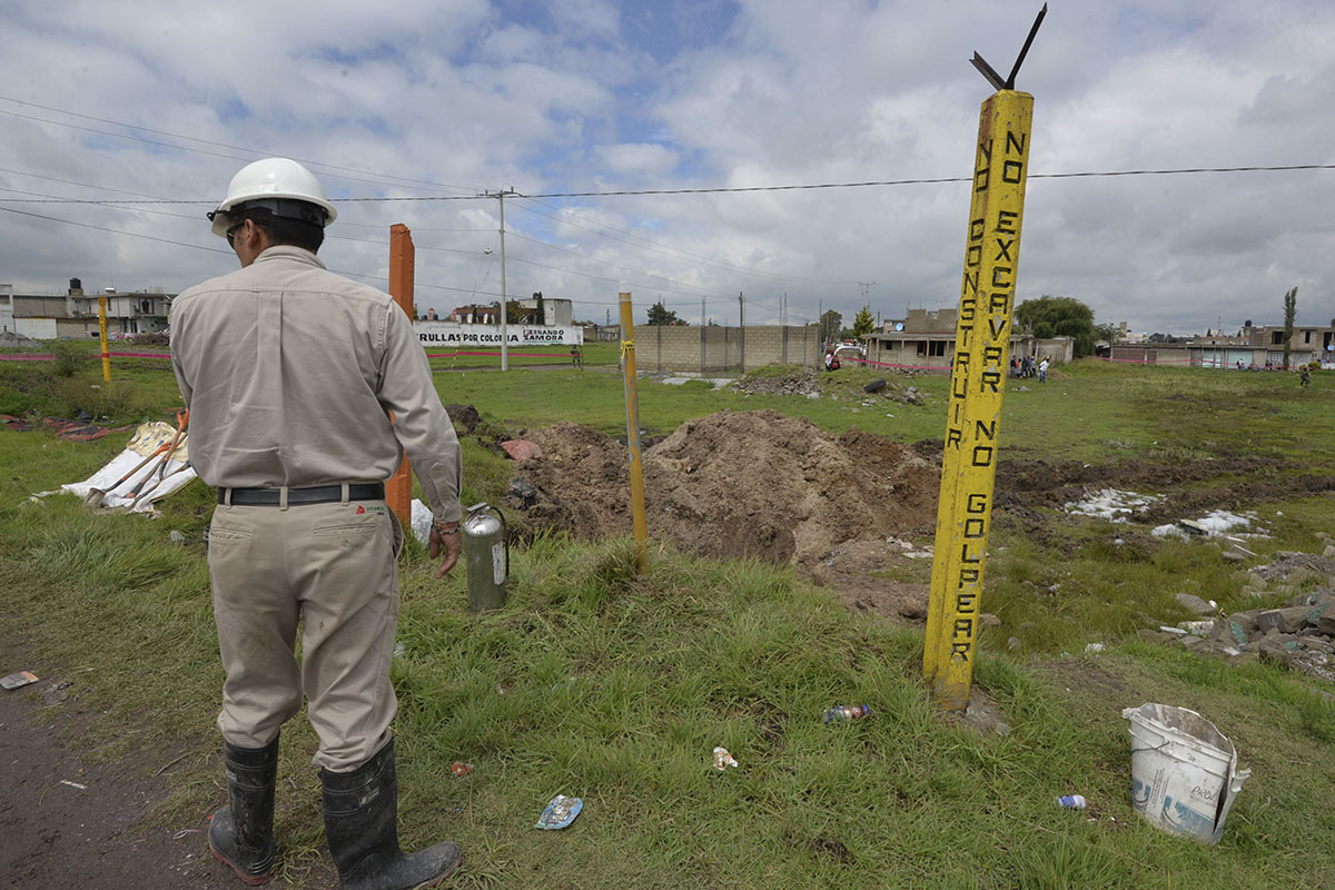Pemex, Huachicoleros, Combustible, Nuevo León, extrabajador,