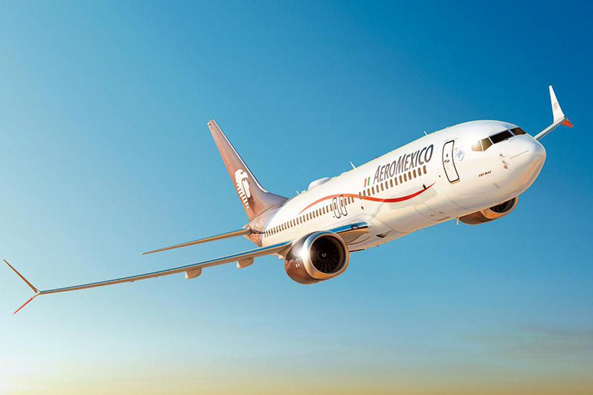 Aeroméxico, Boeing 737 MAX 8, suspensión temporal, vuelo ET302, Ethiopian Airlines, Etiopía,