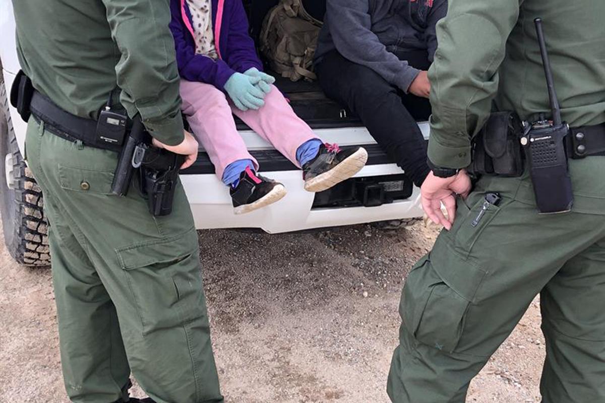 Pentágono, menores inmigrantes, Estados Unidos, Caravana Migrante, Donald Trump,