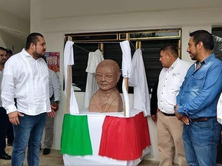 Benito Juárez, busto