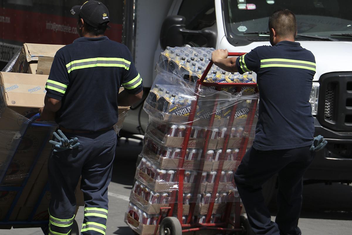 Cerveza, Mercado, Indios Verdes, Gustavo A. Madero, chelerías,