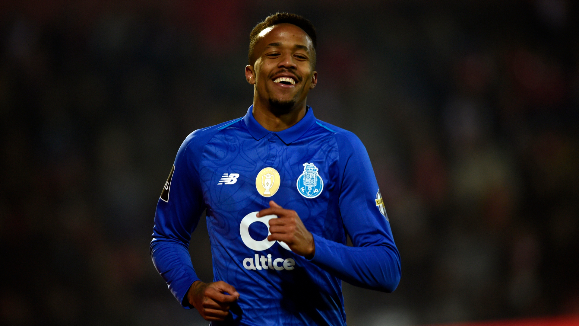 Eder Militao, Real Madrid, Porto