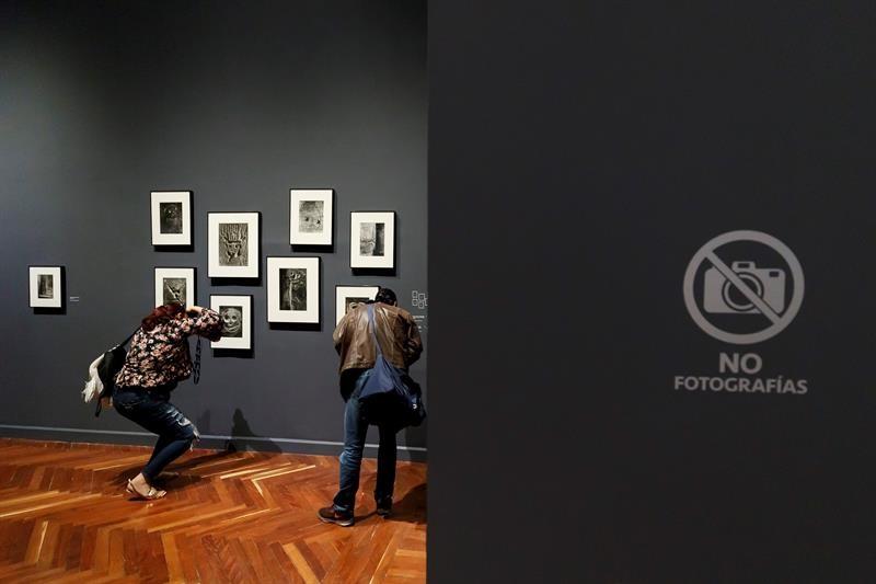 """Exposición """"El ojo de París""""/ Foto: EFE"""