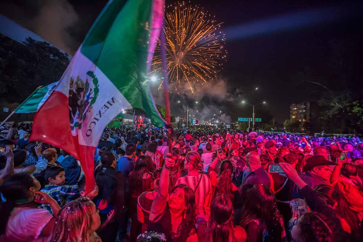 México, feliz, felicidad