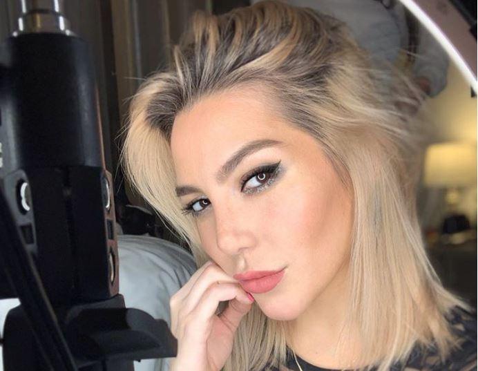 Frida Sofía en Instagram