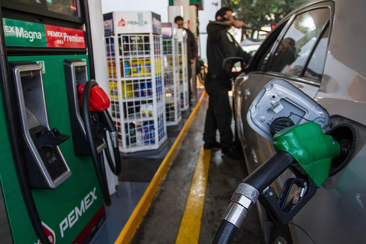 Gasolina, Magna, Premium, huachicoleros, combustible, SHCP,
