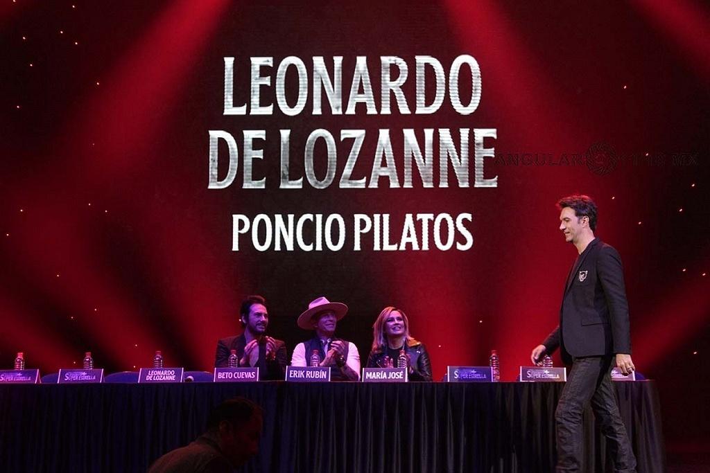 """Leonardo de Lozanne actuará en """"Jesucristo Súper Estrella"""""""