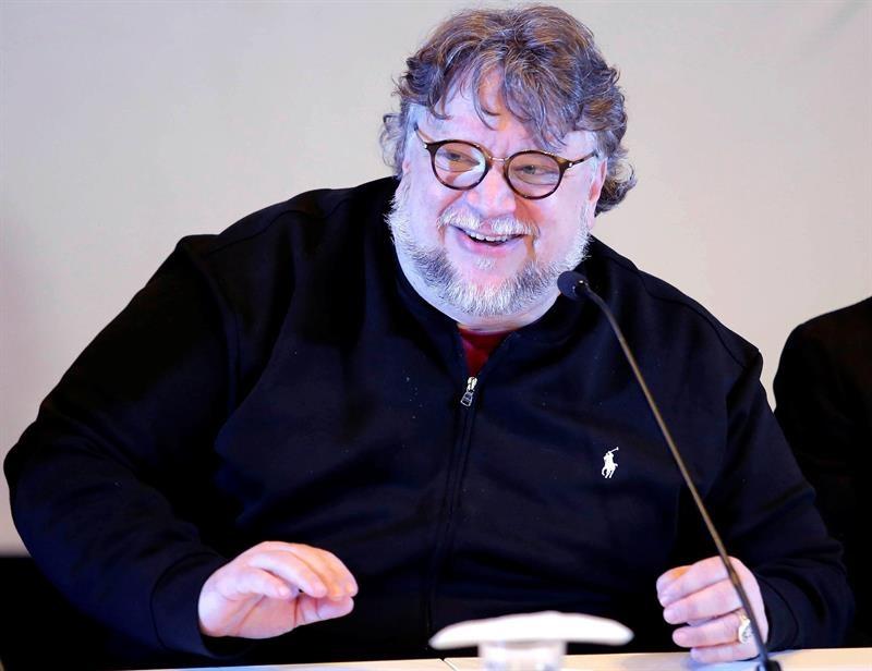 Guillermo del Toro en Gudalajara