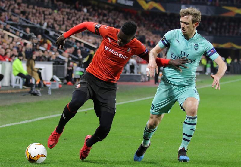 Rennes, Arsenal, Europa League