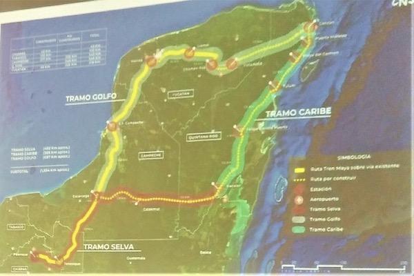 proyecto tren maya impacto