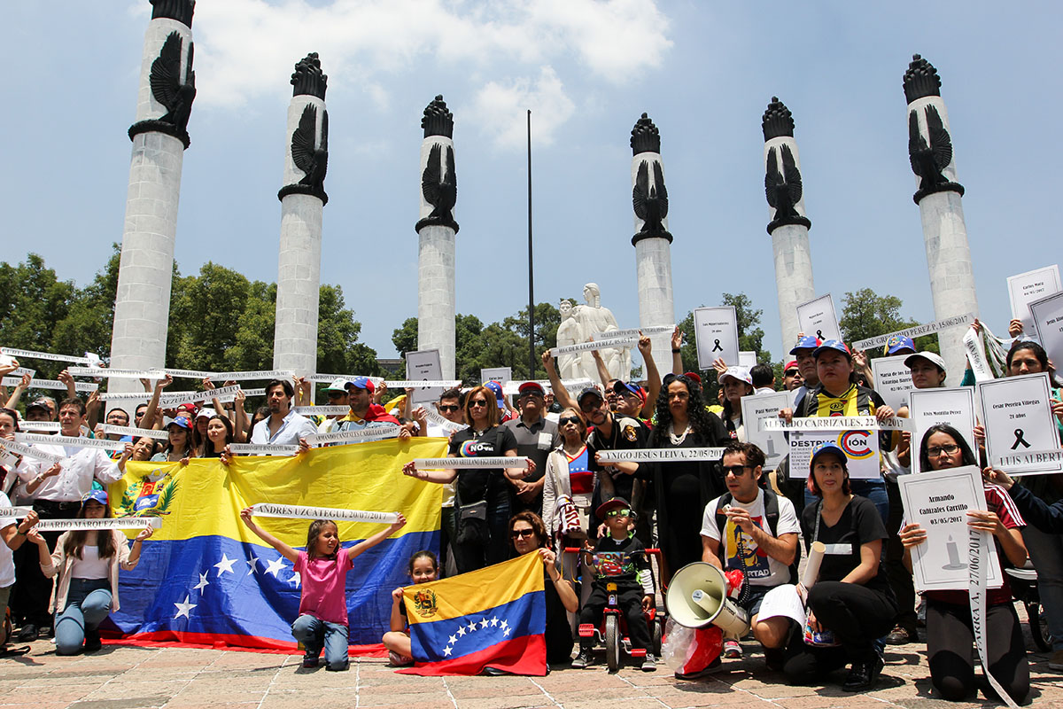 México, Venezuela, cancillería, Juan Guaidó, Nicolás Maduro, Mike Pompeo,