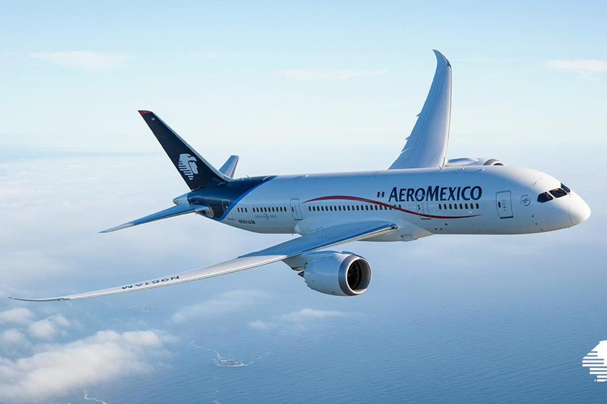 Aeroméxico, aerolínea, La Comisión Federal de Competencia Económica, Cofece, prácticas monopólicas,