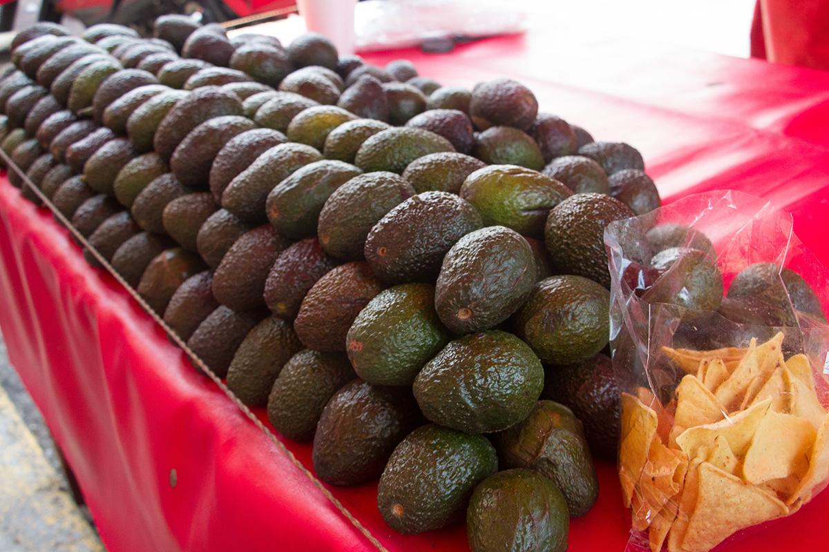 Aguacate, Huevo, Jitomate, Canasta Básica, mercados,