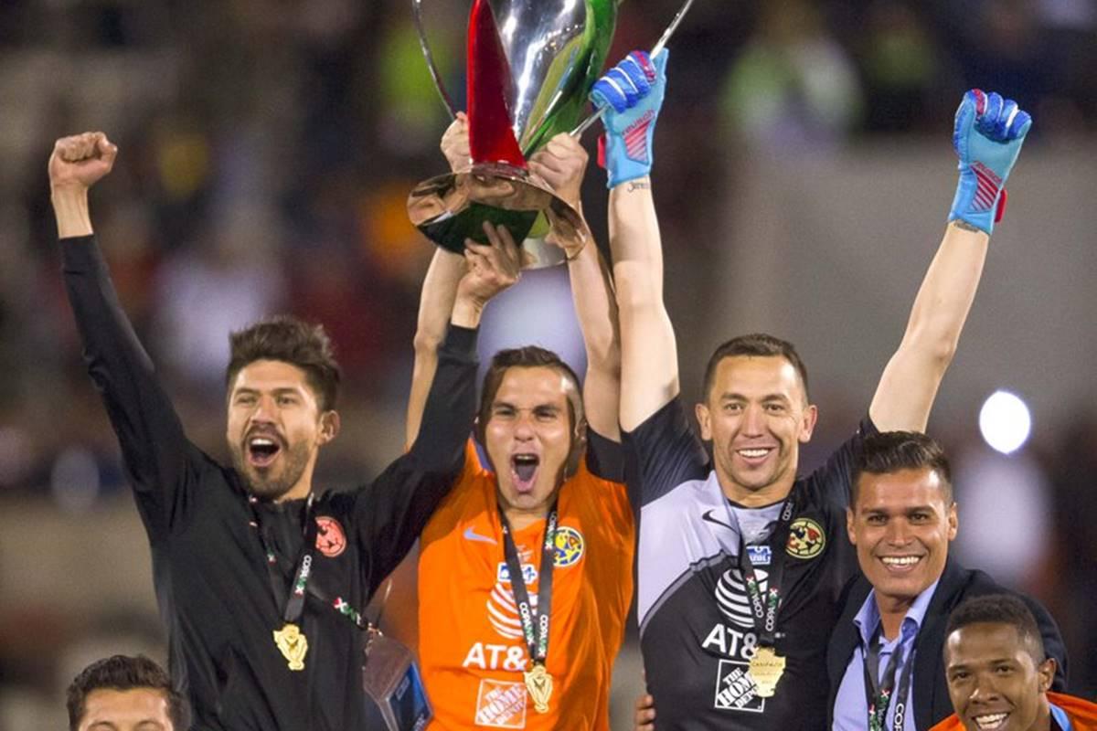 América, campeón de la Copa MX. Foto: Club América