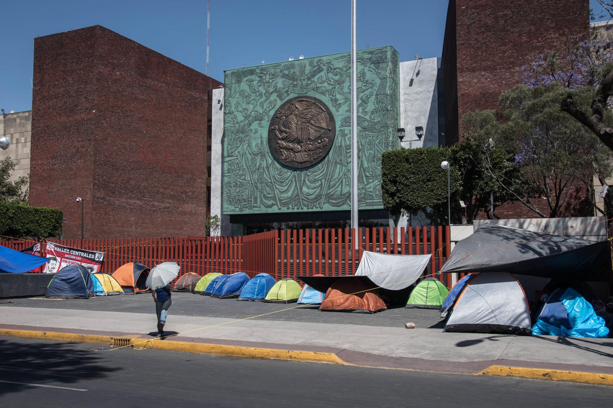 CNTE, Reforma Laboral, Cámara de Diputados, memorándum,