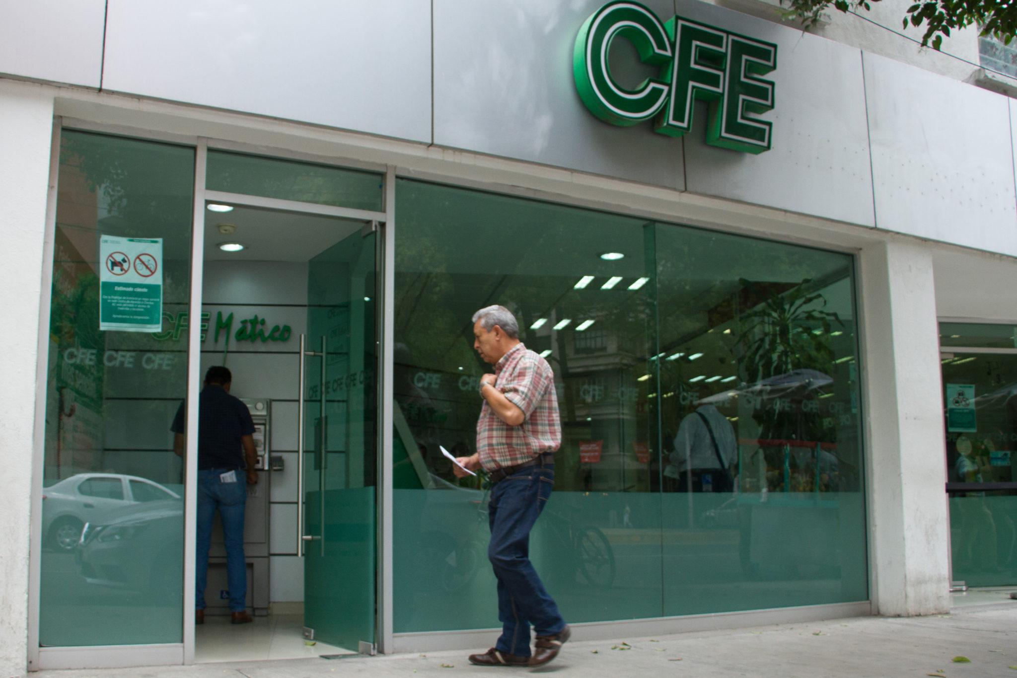 Auditoría Superior de la Federación , Comisión Federal de Electricidad, CFE, Empresas, Luz,