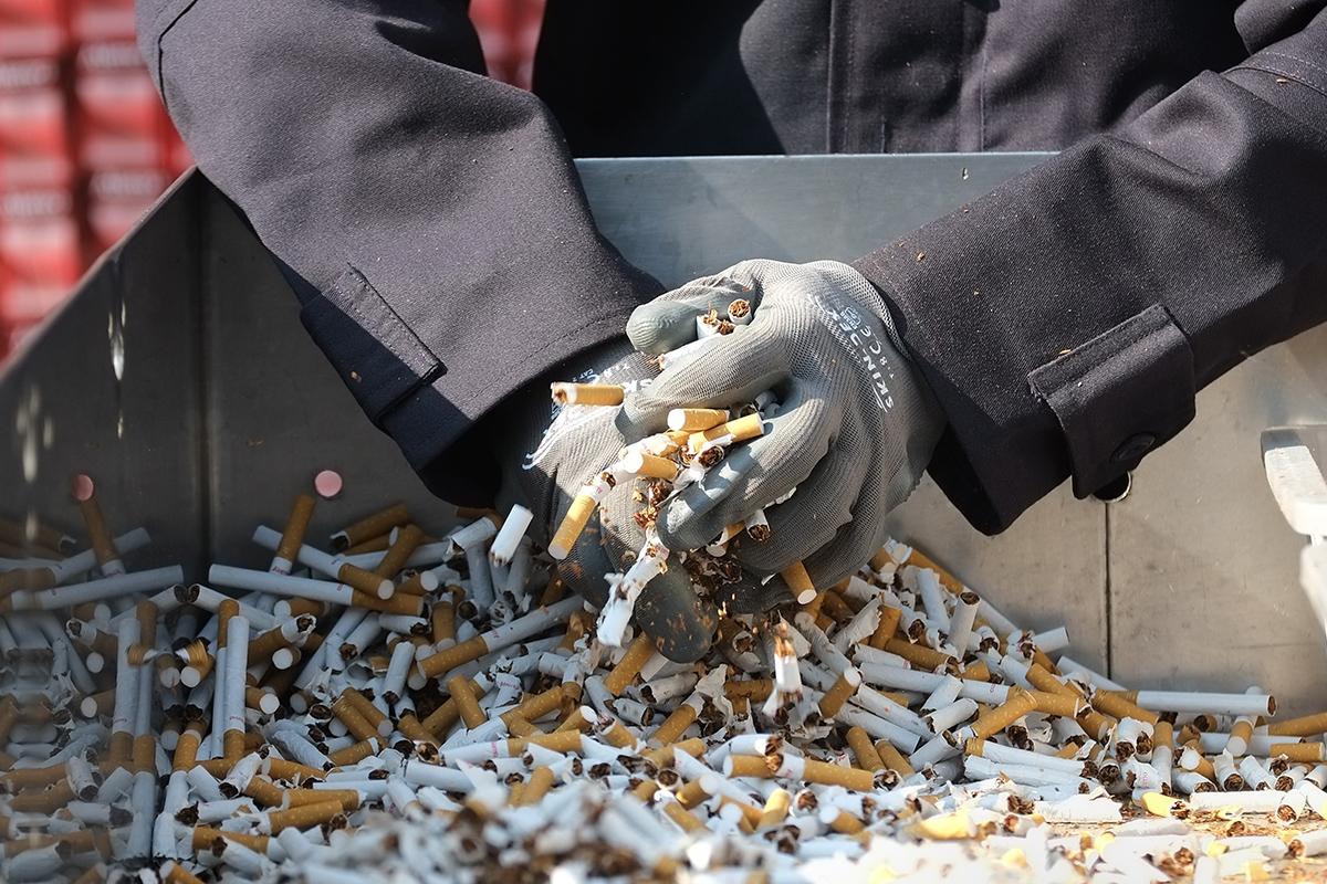 Cigarros ilegales, Servicio de Administración Tributaria, SAT, impuestos,