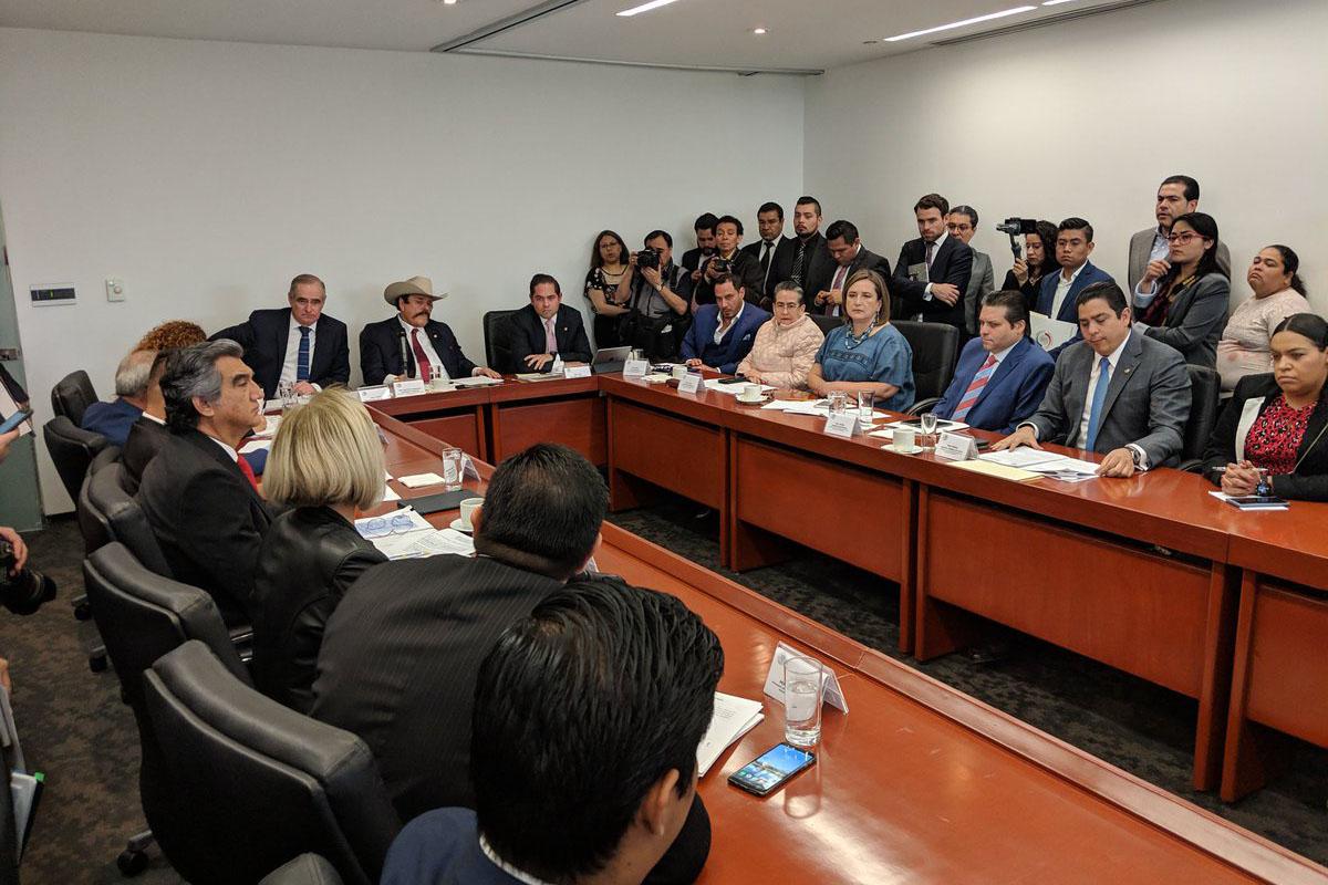 CRE, Comisión Reguladora de Energía, Senado, ternas rechazadas, Xóchitl Galvéz,