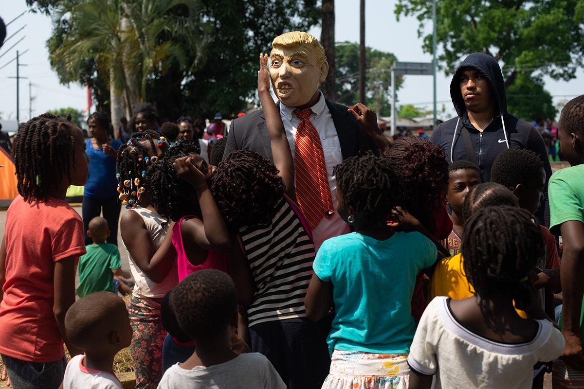 Donald Trump, migrantes, corte federal en California, asilo, frontera, Tolerancia Cero,