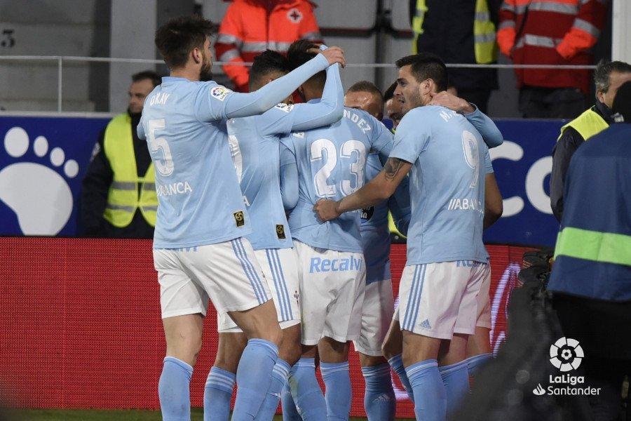 Néstor Araujo jugó en la victoria del Celta de Vigo. Foto: Twitter