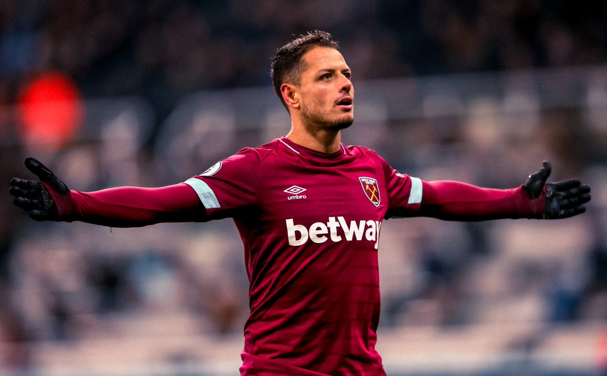 West Ham de Chicharito perdió. Foto: Chicharito
