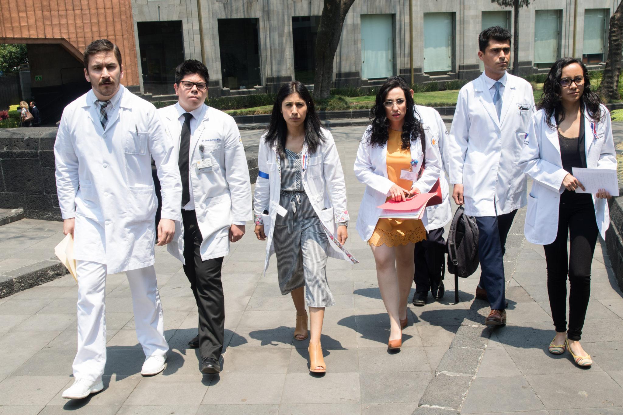 médicos residentes, quincenas, paro de labores, hospitales,