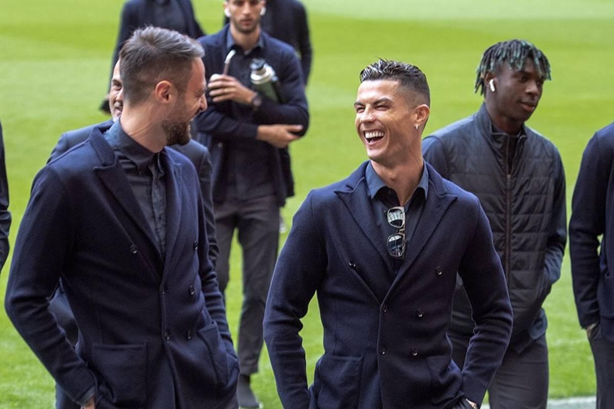 Cristiano Ronaldo listo para regresar. Foto: Cristiano Ronaldo