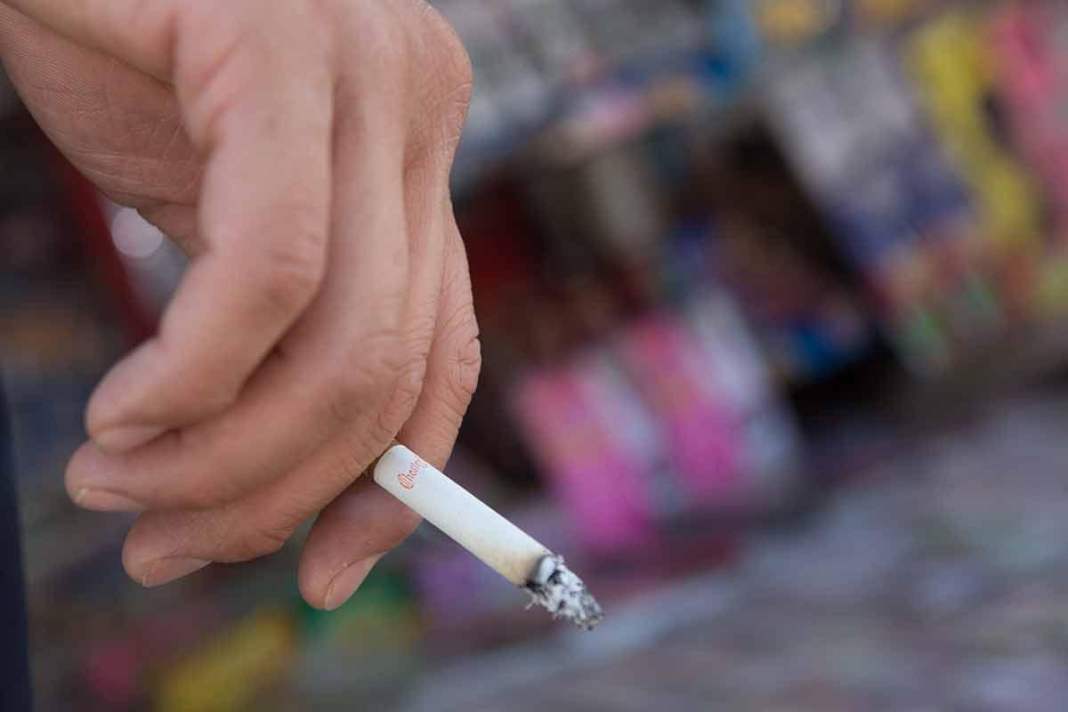 fumar, cigarrillo, adicciones