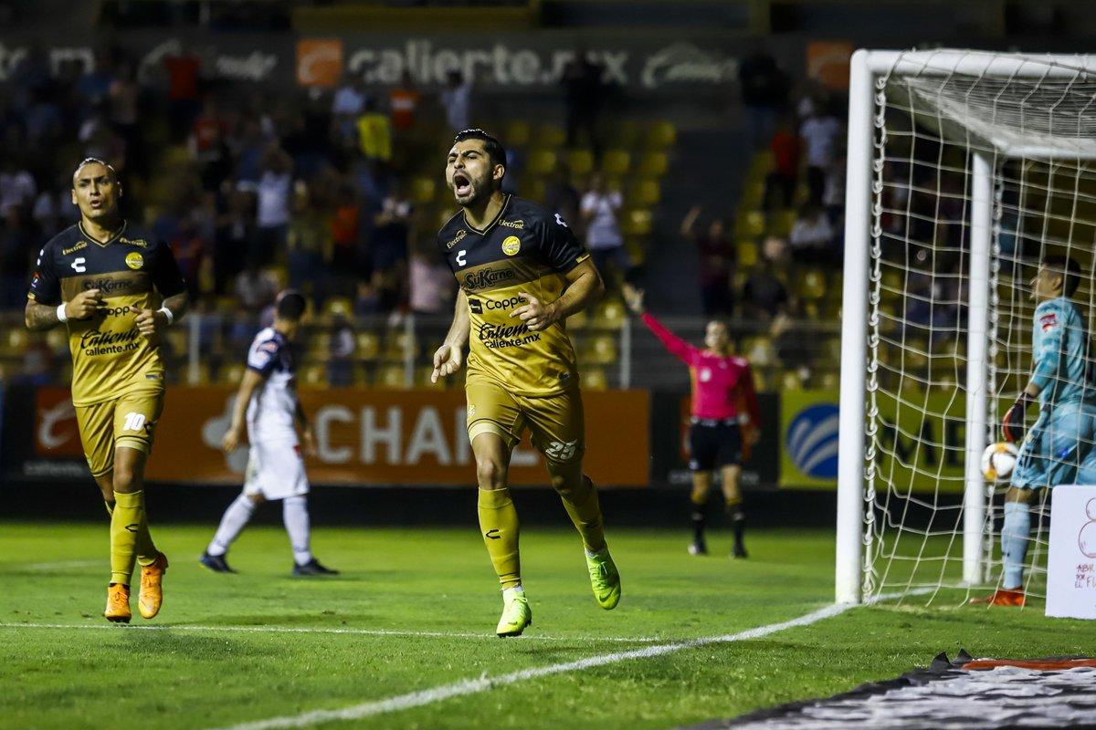 Dorados dio cuenta de Cimarrones. Foto: Twitter Dorados