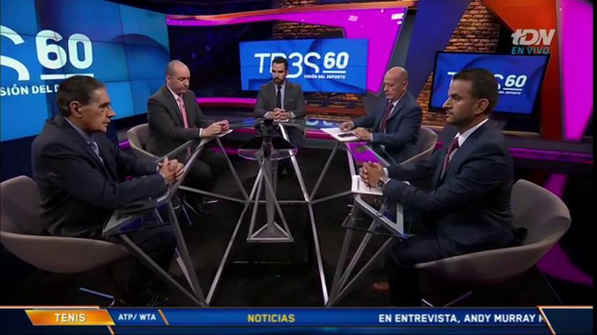 Crisis en Televisa Deportes. Foto: Twitter