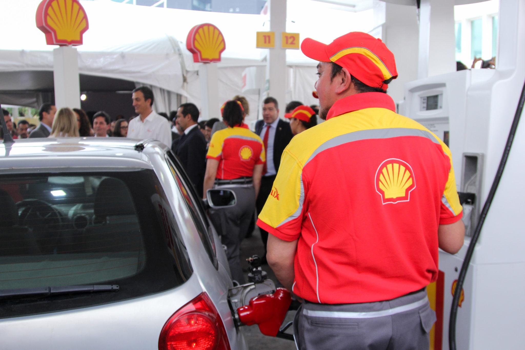 Gasolinas, AMLO, Shell, precios, Magna, Premium, Profeco, CRE,