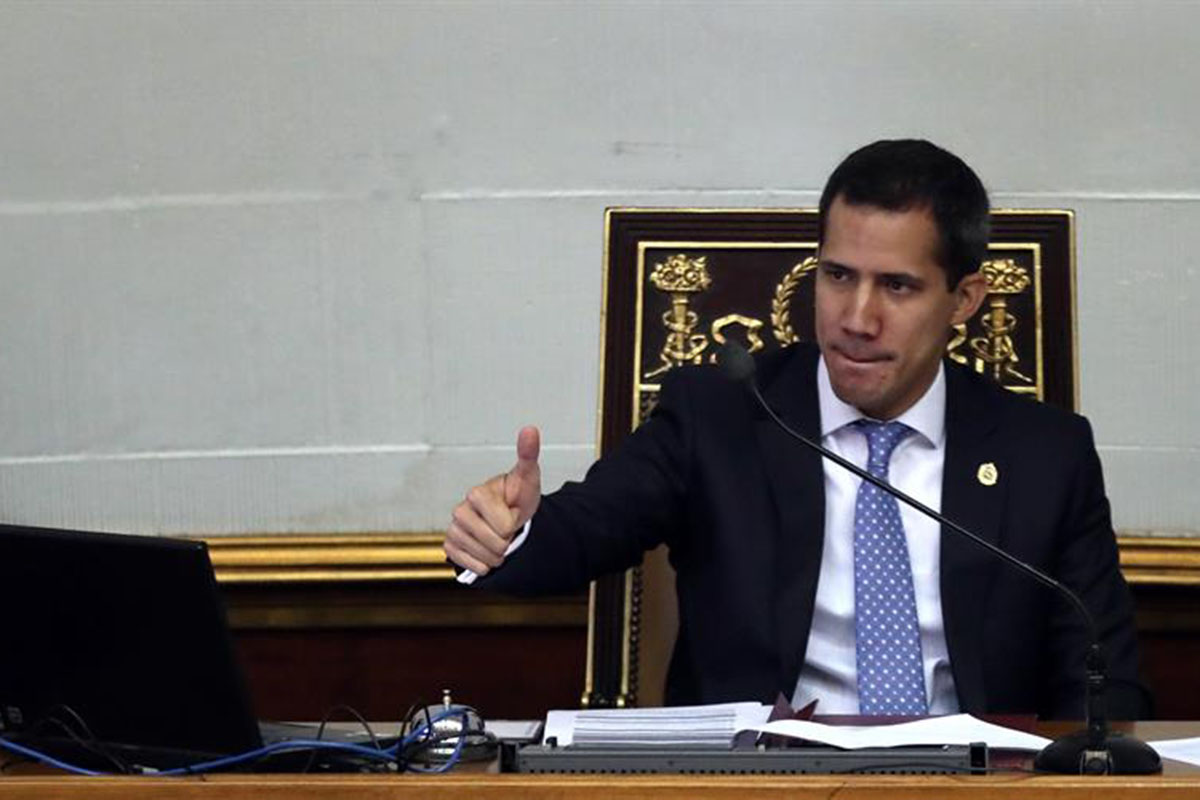 Juan Guaidó, Venezuela, AMLO, Mike Pence, ONU,