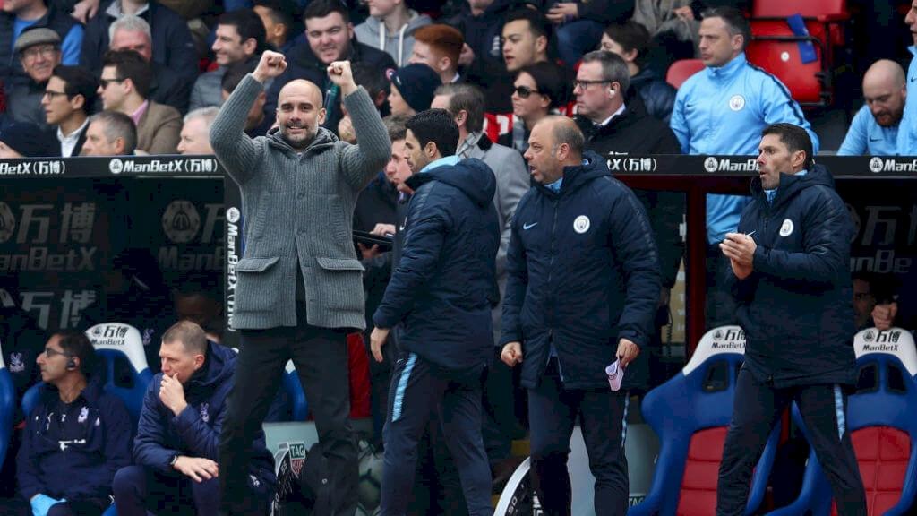 Guardiola no llegó al City a ganar la Champions. Foto; Twitter
