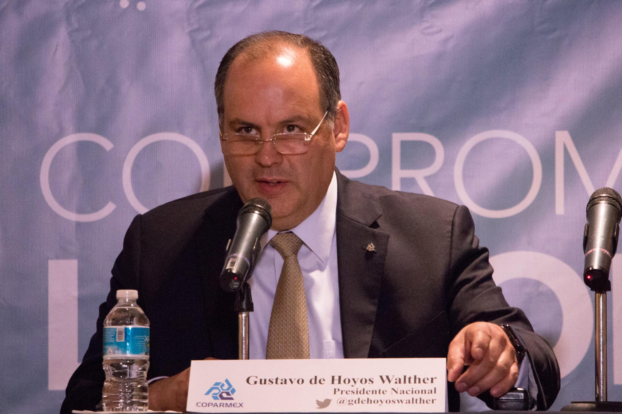 Coparmex, reforma educativa, memorándum, CNTE, SEP,