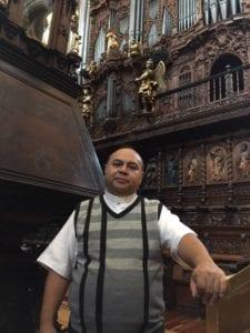 Director del Colegio Pueri Cantores