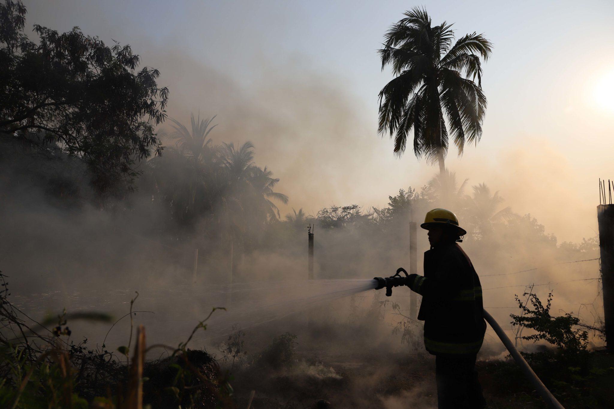 Incendios, Bomberos, Semana Santa, Protección Civil,