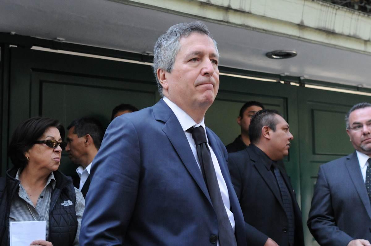 Jorge Vergara delicado de salud. Foto: Cuartoscuro