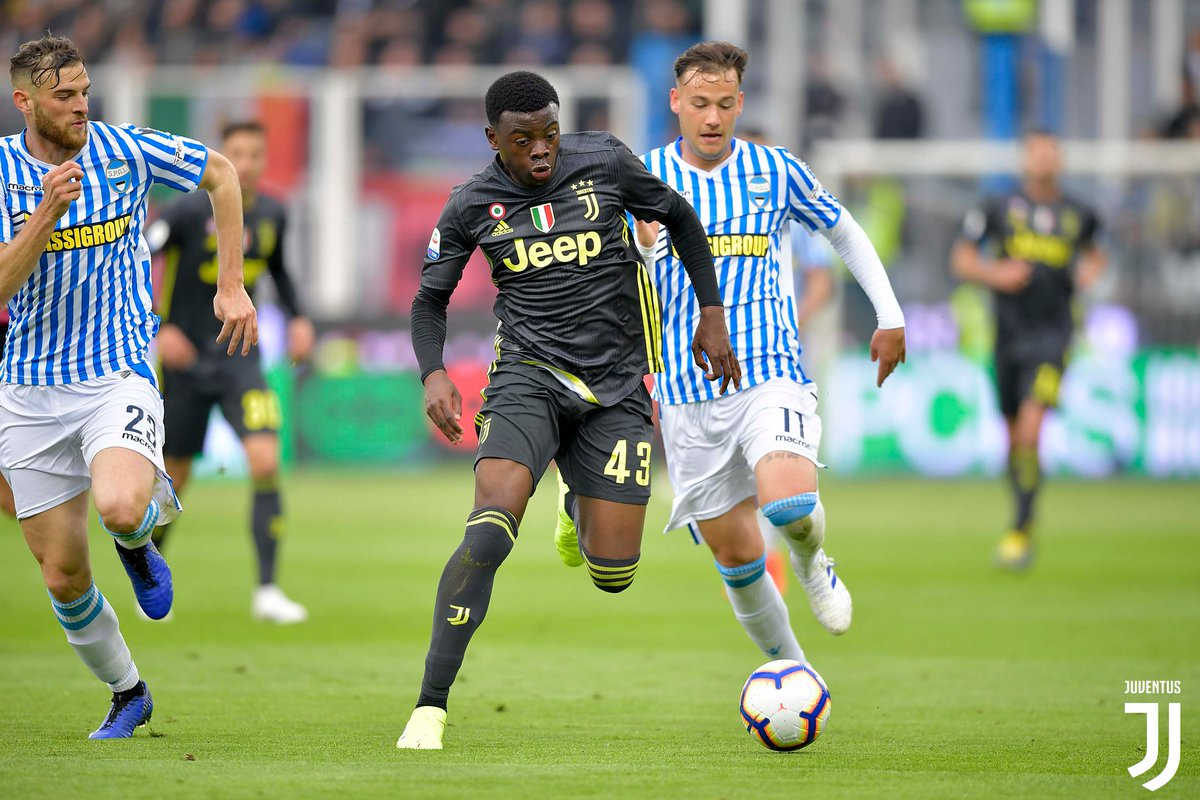 Juventus aplaza su campeonato. Foto: Twitter Juventus