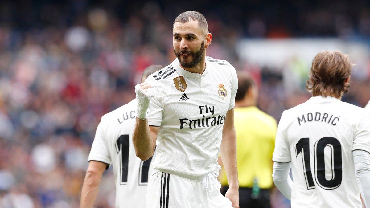 Real Madrid salió airoso. Foto: Twitter