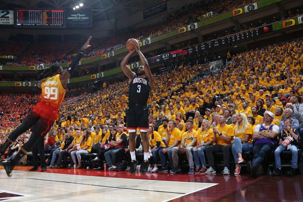 Rockets a un triunfo de avanzar. Foto: Rockets