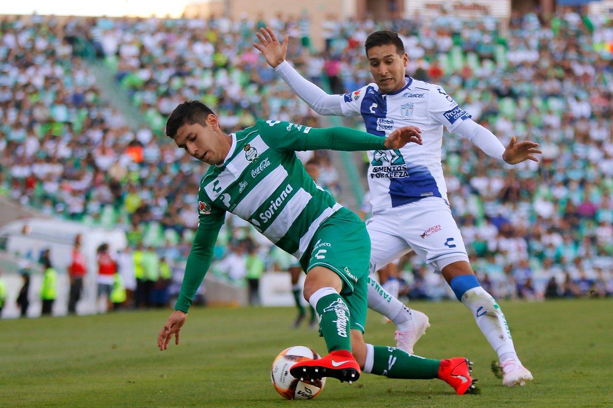Santos rescató empate. Foto: Twitter