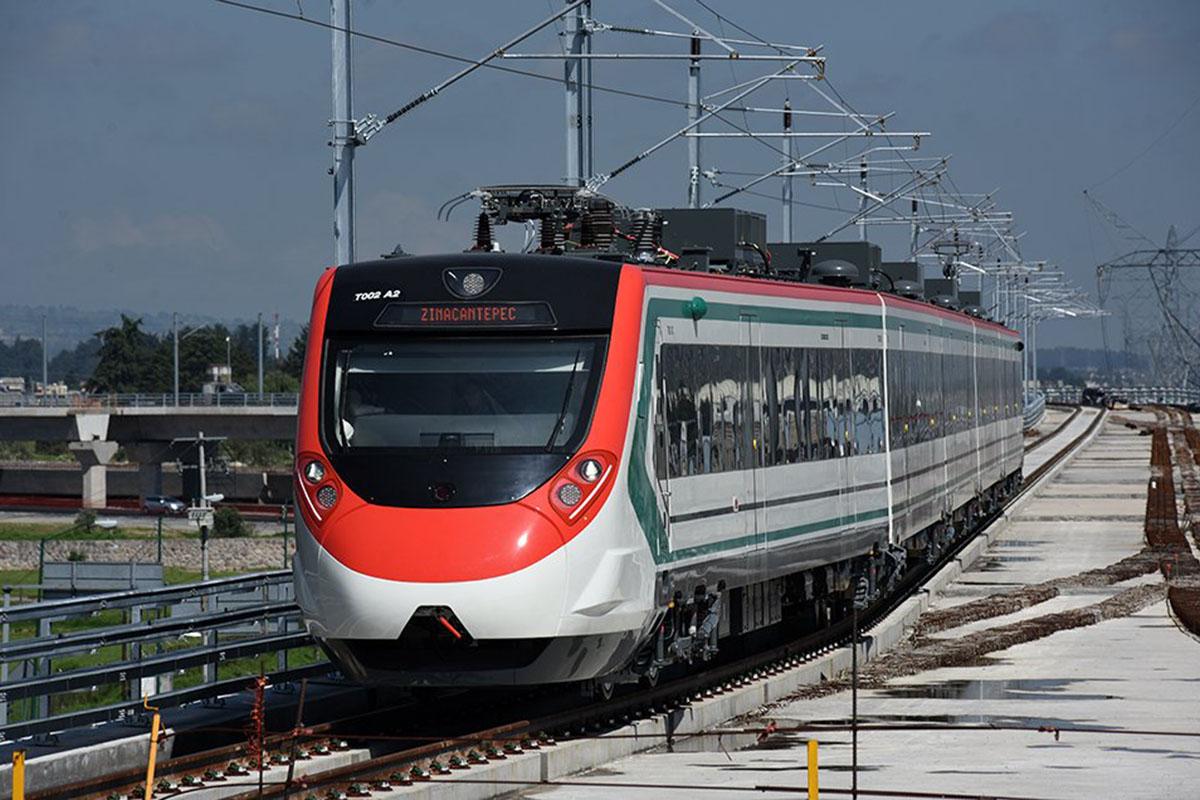Secretaría de Comunicaciones y Transportes, SCT, trabajos técnicos, Tren Interurbano México-Toluca, viaducto México-Santa Fe, Marquesa,