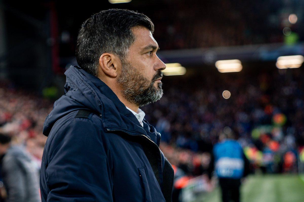 Técnico de Porto acepta superioridad de Liverpool. Foto: Twitter