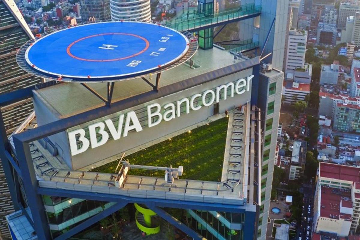 BBVA, Bancomer, banco, México,