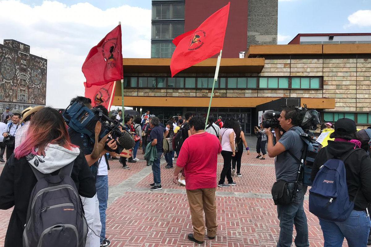 Maestros, CCH, UNAM, Acoso laboral, aumento salarial,