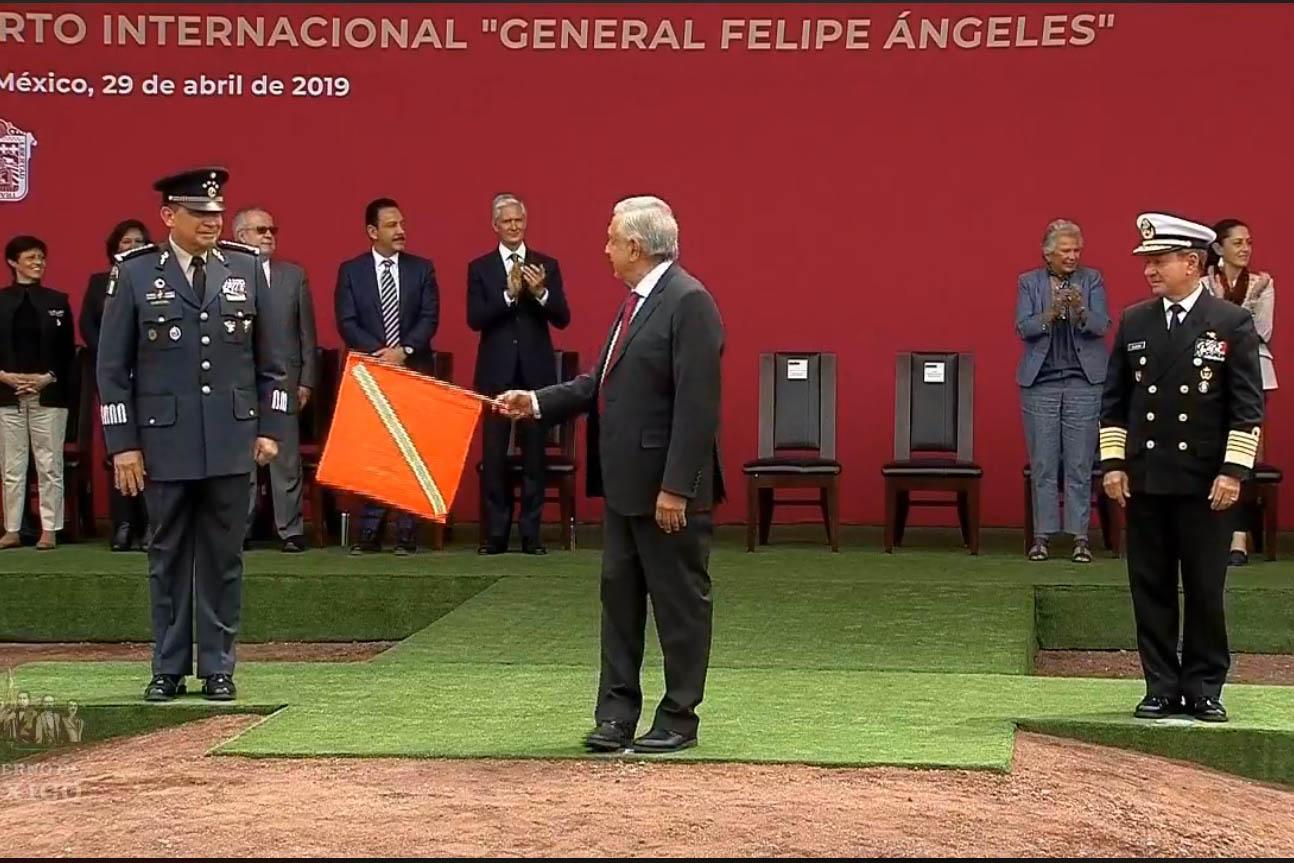 Santa Lucía, Zumpango, Aeropuerto, AMLO, General Felipe Ángeles,