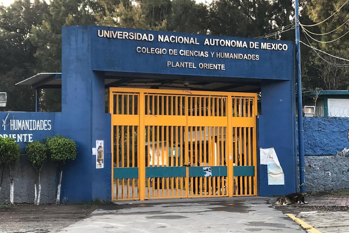 CCH Oriente, UNAM, Aideé Mendoza Jerónimo, Alumna,