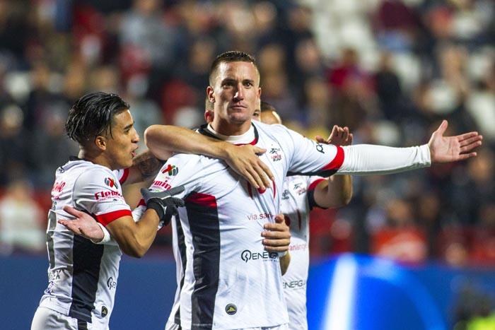 Lobos dio cuenta de Xolos. Foto: Liga MX