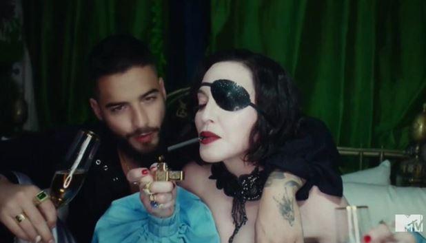 Madonna maluma Medellín video