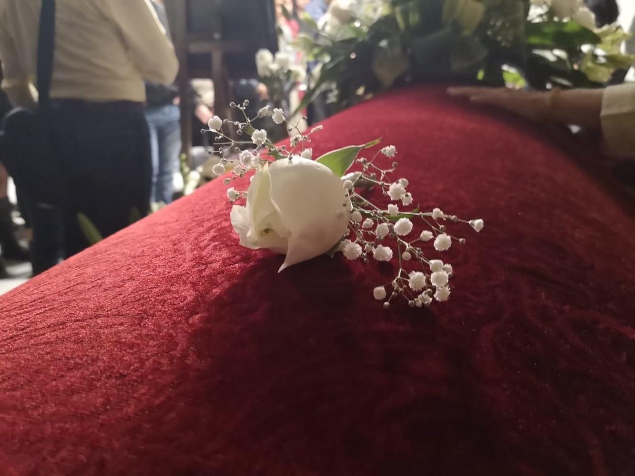 Funeral de Armando Vega-Gil